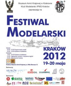 Festiwal Modelarski Kraków 2012